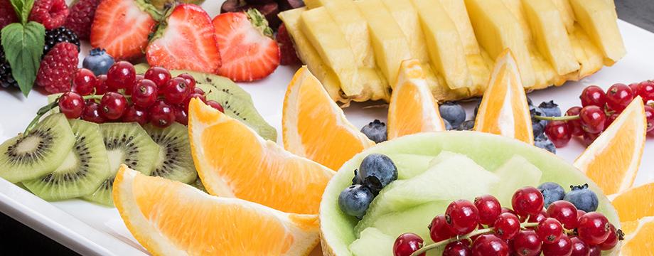 Seminarverpflegung Früchte