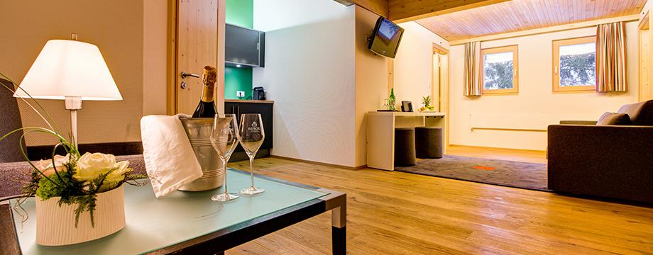 Cristal Suite Hotel Cristal-Flumserberg
